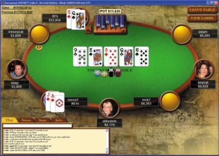 pokerstars strategie